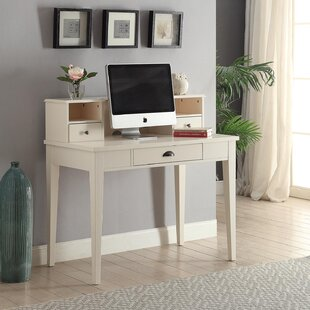 Homestyle Collection Computer Desk with Hutch