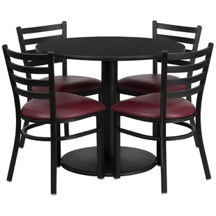 Peng 5 Piece Dining Set
