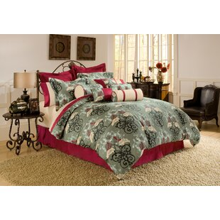 Pointehaven Coronado 4 Piece Comforter Set