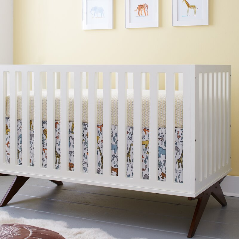Dwellstudio Norfolk Convertible Crib Reviews Dwellstudio