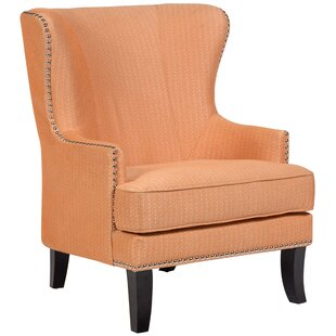 Bessler Wingback Chair by Darby Home Co