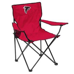 Quad Folding Camping Chair ByLogo Brands