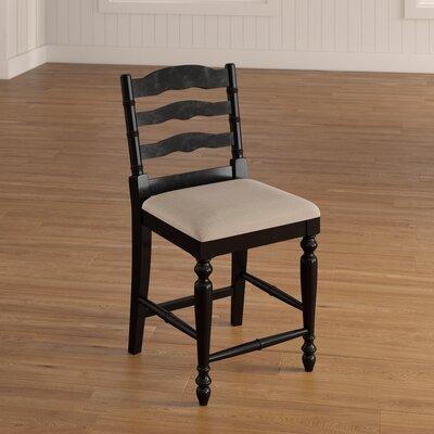 Swell August Grove Sonya Bar Stool Bralicious Painted Fabric Chair Ideas Braliciousco
