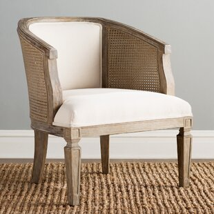 Read Reviews Wrentham Barrel Chair By Birch Lane™