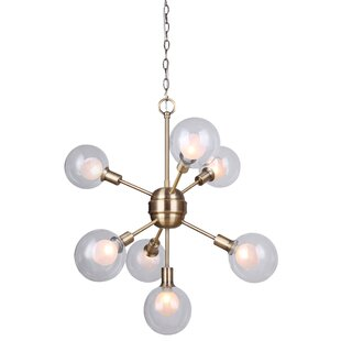 Everly Quinn Zelie 7-Light Chandelier