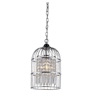 Warehouse of Tiffany Regan 1-Light Pendant