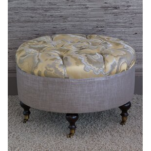 Amal Cocktail Ottoman by Eastern Accents