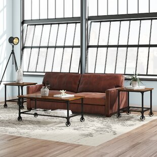 Read Reviews Nederland 3 Piece Coffee Table Set By Trent Austin Design