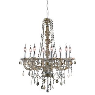 Petties 8-Light Candle Style Chandelier by Astoria Grand