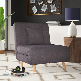 Best Choices Wolfe Convertible Chair by Mercury Row Reviews (2019) & Buyer's Guide