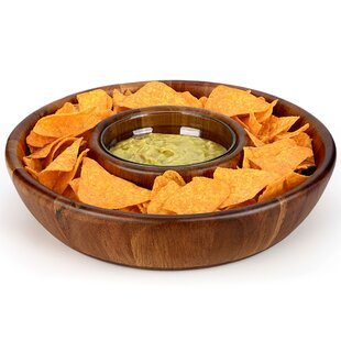Chip Dip Wooden Serving Dishes Up To 40 Off Until 11 20 Wayfair Wayfair