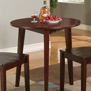 Fredericksburg Round Dining Table by Alcott Hill