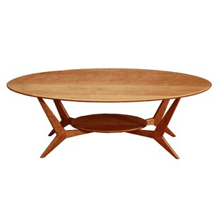 MidCentury Coffee Table by Wood Revival