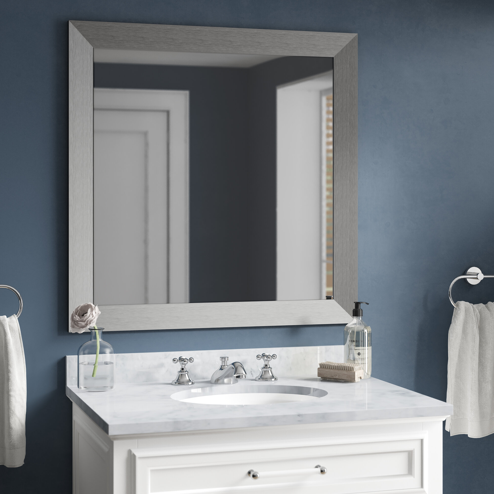 Square Mirrors You Ll Love In 2021 Wayfair