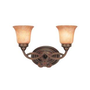 Medici 2-Light Vanity Light by Dolan Designs