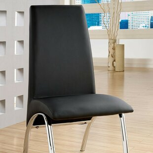 Rushing Upholstered Dining Chair (Set of 2) Orren Ellis