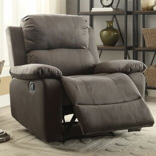 Buy clear Amell Manual Recliner by Red Barrel Studio Reviews (2019) & Buyer's Guide