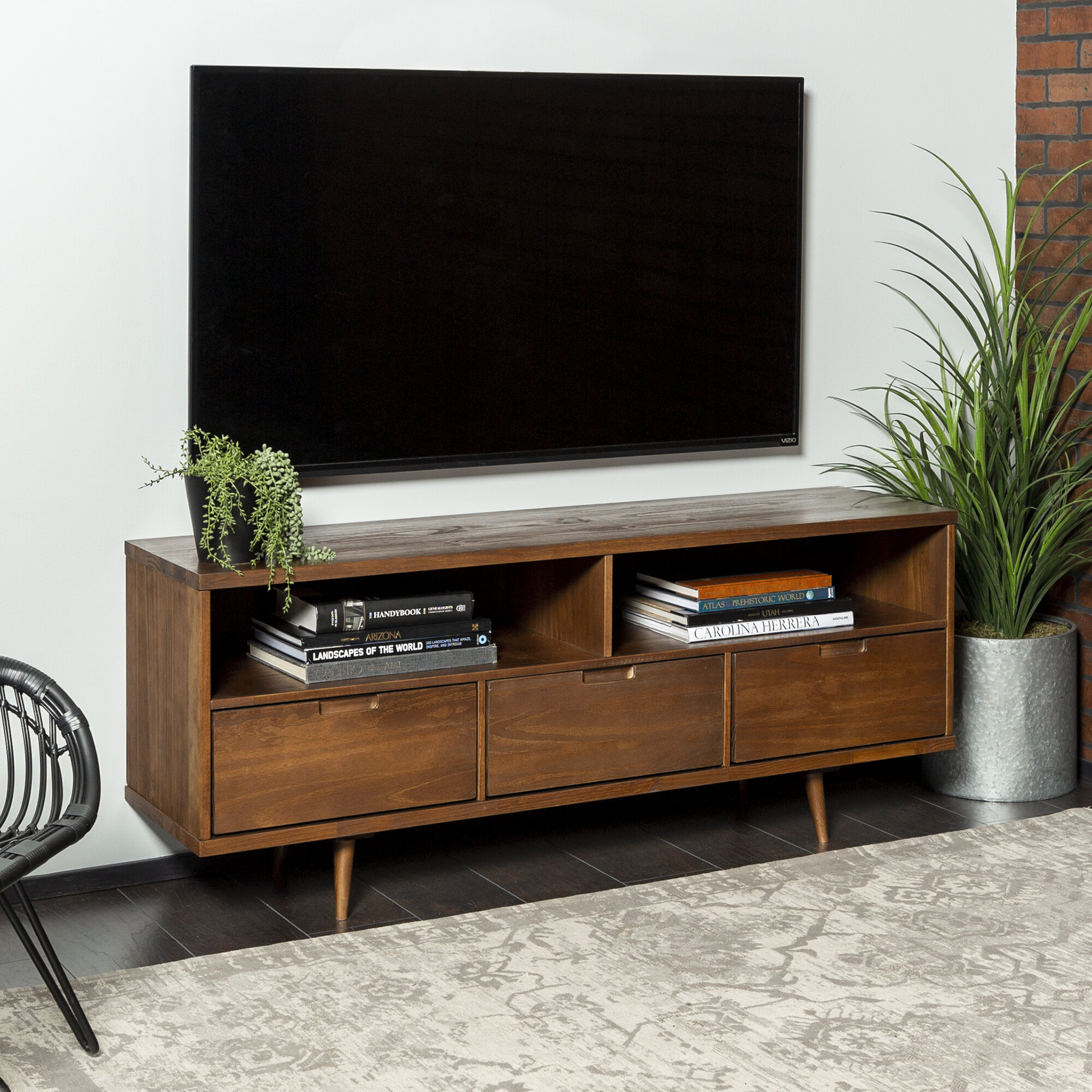 George Oliver Gervais Tv Stand For Tvs