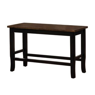 Adalbert II Counter Height Wood Bench