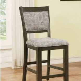 Molina Transitional Padded Fabric 25 Bar Stool (Set of 2)