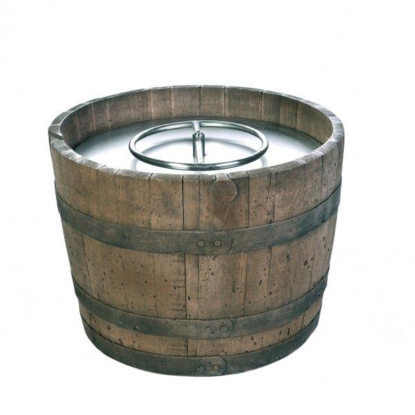 - Whiskey Barrel Fire Pit Wayfair