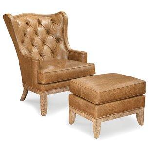 Celina Wingback Chair by Fairfield Chair