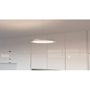 Reinhard LED Pendant by Orren Ellis