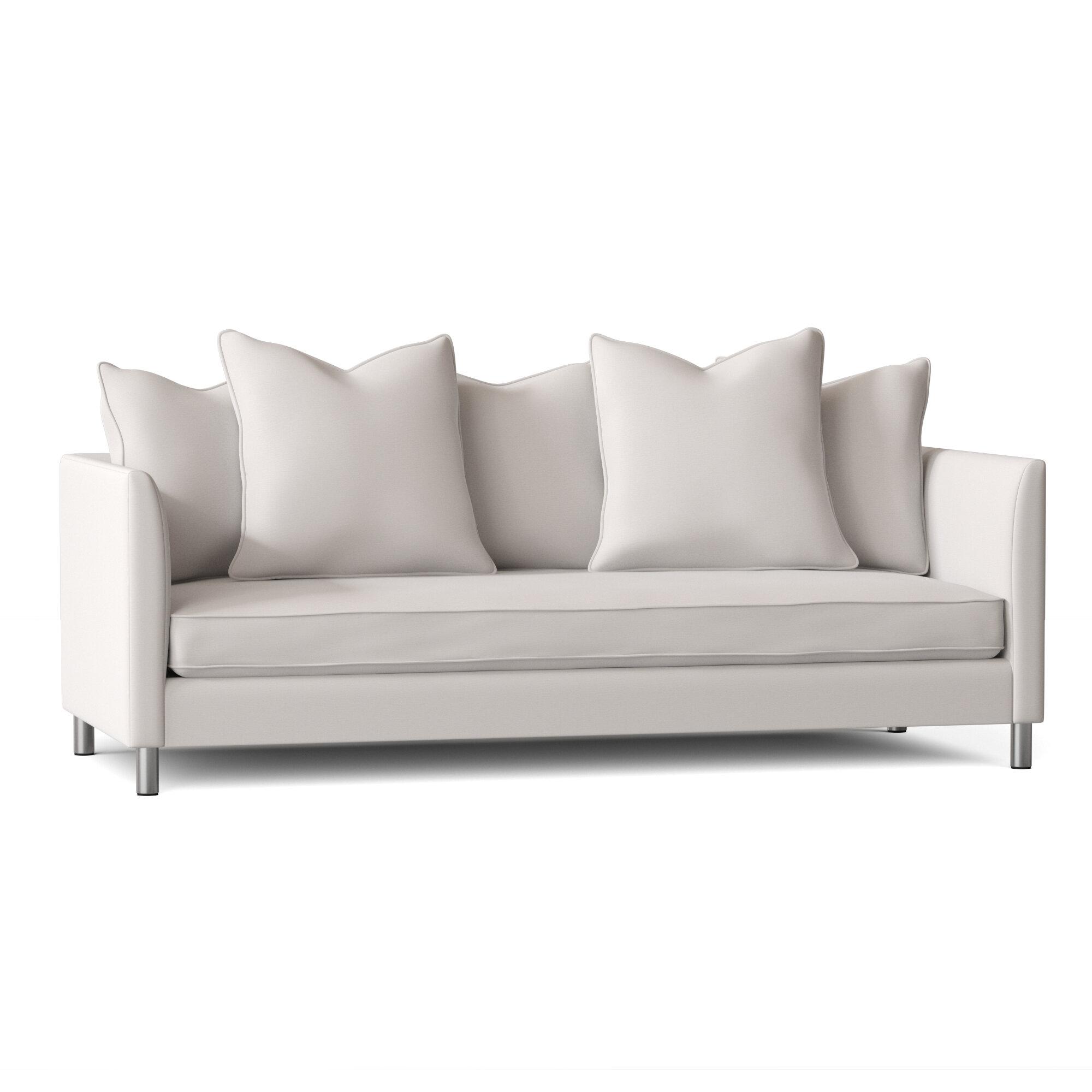 Bernhardt Taylor Patio Sofa With Cushions Wayfair