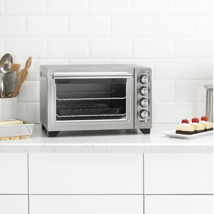 Compact Countertop Toaster Oven