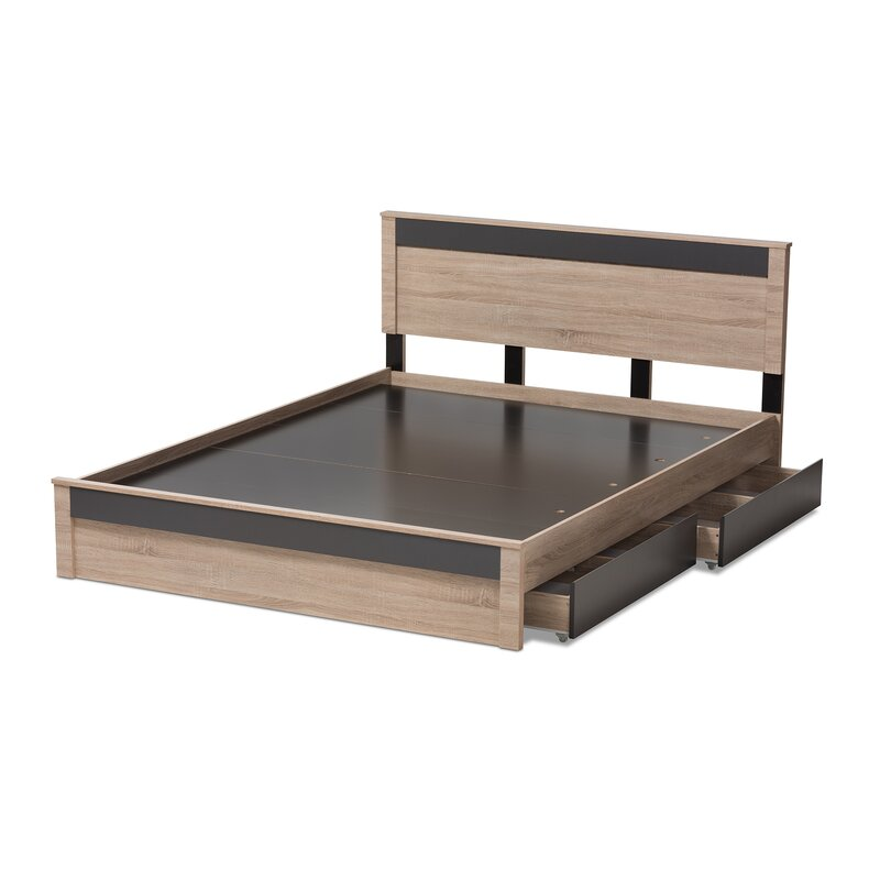 Trule Teen Ashton Queen Storage Platform Bed Reviews Wayfair
