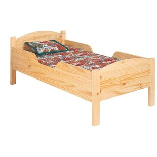 Thrapst Traditional Toddler Bed by Harriet Bee