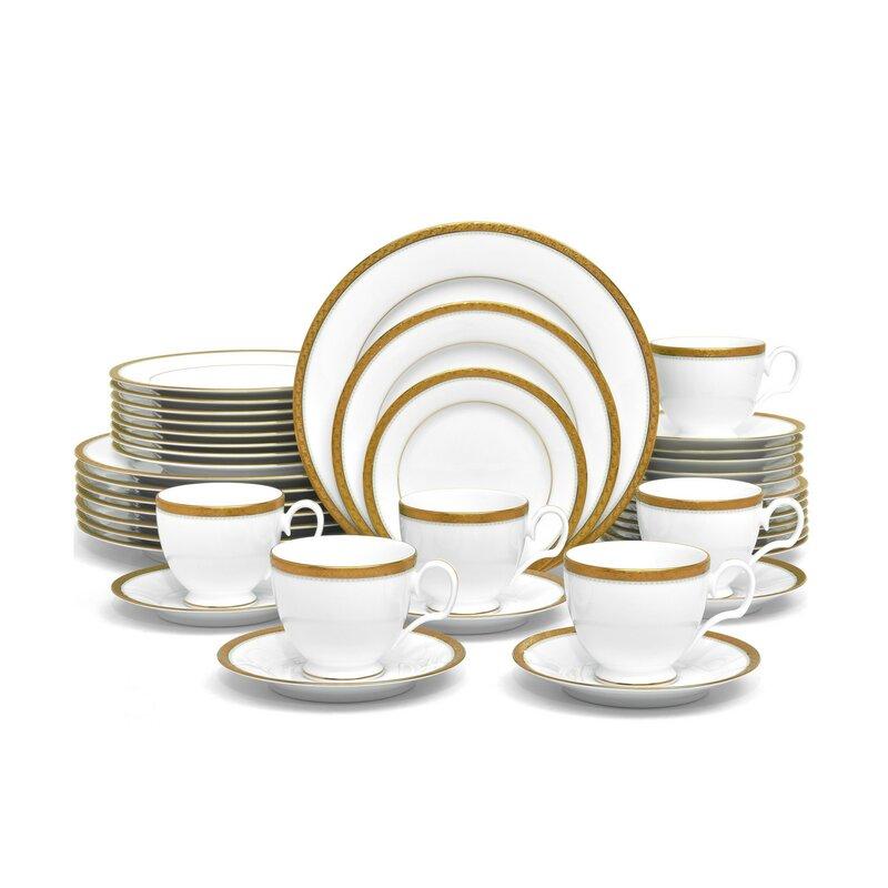 Noritake Charlotta 60 Piece Dinnerware