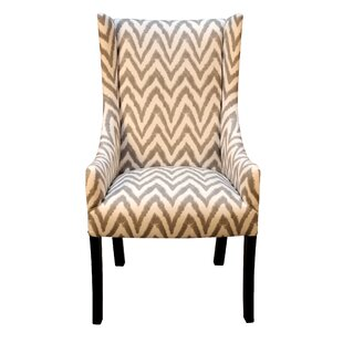 Lulu Wingback Chair
