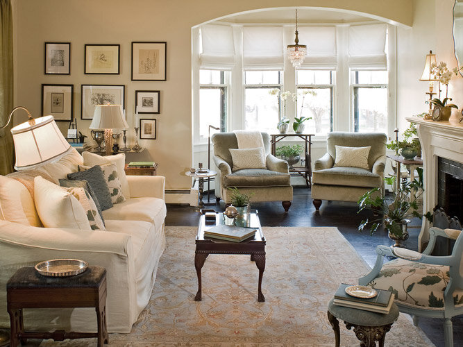 Decorating with Traditional Style | Wayfair