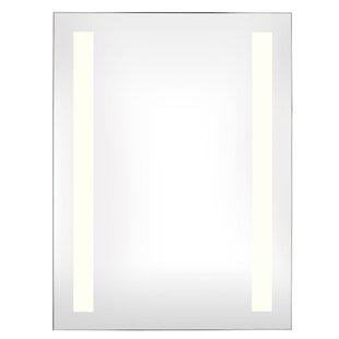 Wade Logan Runway LED Bathroom/Vanity Mirror