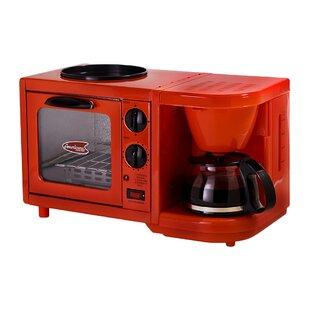 Toaster Oven Coffee Maker Combo Wayfair