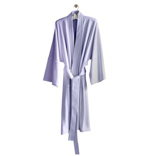 Kimberly 100% Cotton Jersey Bathrobe