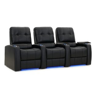 Large Home Theater Row Seating (Row of 3)