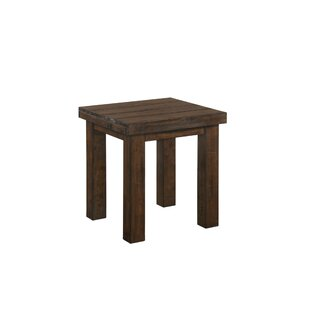 Where buy  Moravian End Table by Simmons Casegoods ByLoon Peak