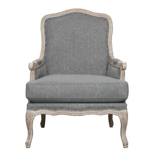 Clairan Armchair by One Allium Way 2019 Sale