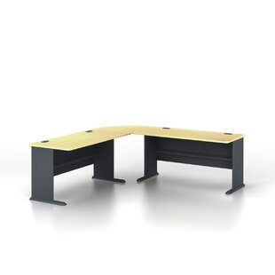 Series L-Shaped Executive Desk by Bush Business Furniture