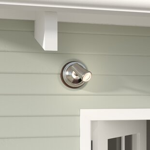 Ebern Designs Cheriton 5-Watt LED Outdoor Security Spot Light