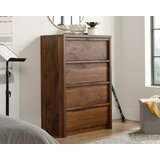 Netto 4 Drawer Standard Chest by Union Rustic