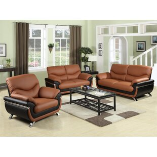 Affordable 3 Piece Living Room Set by Star Home Living Corp Reviews (2019) & Buyer's Guide