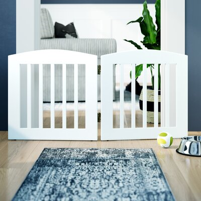 Swinging Door Pet Gates You Ll Love In 2019 Wayfair
