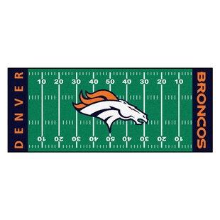 Denver Broncos Curtain