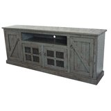 Astoria Solid Wood TV Stand for TVs up to 88 by Longshore Tides