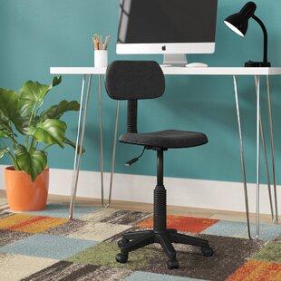 Amazing Nexel Symple Stuff Desk Chairs Youll Love Wayfair Download Free Architecture Designs Scobabritishbridgeorg