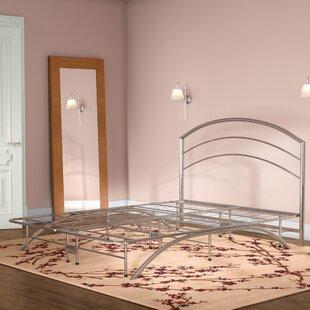 Open-Frame Platform Bed Frame