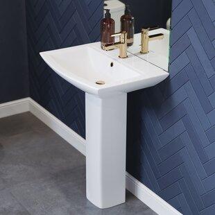 Bathroom Pedestal Sinks Wayfair